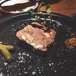90364706 - 鹿肉のパテ ド カンパーニュ