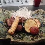 かわうち - 料理写真:能登牛の赤身