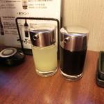 焼肉ブルズ亭 - レモンダレ&焼肉のタレ