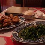 ベトナム・キュイジーヌ・チャオゴン - 料理写真:今回食べたもの