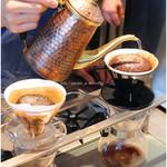 テラコーヒー&ロースター -