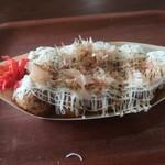 たこ焼き専門店 みつふく - 料理写真:塩マヨ(8ヶ入り)