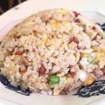 中華タカノ - しっとり炒飯