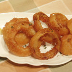 Irish Pub GNOME - オニオンリング  Onion Rings 500円(Small 380円)