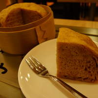 アジアンティー 一茶 - マーラーカオ(マレーシア風カステラ)