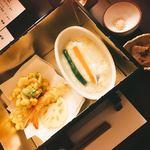 うしやま - 揚げ物と煮物
