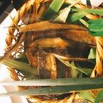 うしやま - 鮎 鵜籠盛り