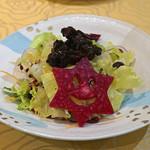 トゥ・ラ・ジョア - Mのサラダ