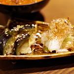ぽんしゅや 三徳六味 - お漬物