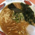 ラーメンショップ - 料理写真:ねぎみそラーメン 670円