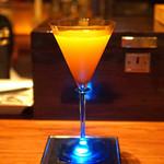 バー エルラギート - オレンジのカクテル