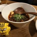 活海老バル orb Resort - 最後は麻婆豆腐で〆