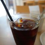 久緒羅珈琲 - アイスコーヒー