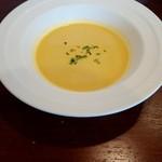 90382742 - 南瓜の冷製スープ