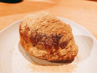 串揚げ 依知川 - 揚げパン