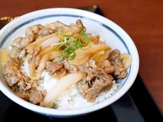 丸亀製麺 高松レインボー通り店 - 牛丼