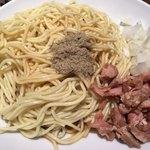 麺屋 ねむ瑠 - そのまま食べられる替え玉180円