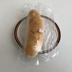 八ツ波製パン - 料理写真:コッペパン(オレンジピール) @120