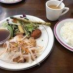 洋食屋 ルーアン - 日替わりランチ