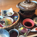 西村屋 和楽 - 料理写真:
