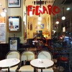 カフェレストラン フィガロ - フィガロの顔は昔と同じ~♬