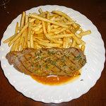 カフェレストラン フィガロ - ビストロのステーキ&フリット