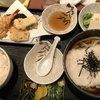 末広庵 - 料理写真:冷し御前定食