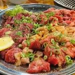 焼肉家しまもと - 料理写真: