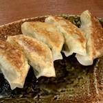 麺場 田所商店 - 餃子