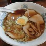 一福 - 料理写真:チャーシュー麺