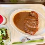 curry shop エフェクト - カツカレー