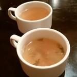 カフェ キャラット - お野菜スープ