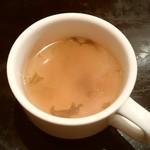 カフェ キャラット - お肉のジュも