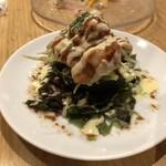 アウグスビール ラボ・キッチン - 海老とアボカドのサラダ