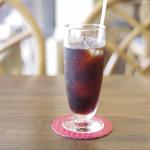 レストラン シン - アイスコーヒー