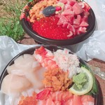 90396344 - 海鮮丼(≧∇≦)