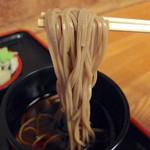 京橋 恵み屋 - ダッタン蕎麦・並盛(500円)