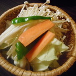 hitsujin - 野菜セット