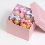 プティビズ - 【ミニョン】人気の筒の焼き菓子が4つ入ったギフトセット。 プチギフトにも人気です。