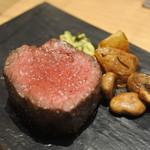ディーステーキ - 黒毛和牛Dステーキ