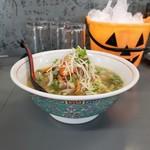 運芽良 - 料理写真:野菜ラーメン