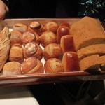 COUCAGNO - 美味しいパンばかり