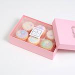 プティビズ - 【ギフト用・箱入】デコレーションカップケーキセット〈6個〉