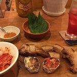 Korean Dining AYAN - サムギョプサル