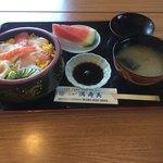 ニュー満寿美 - 料理写真:お料理