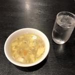 蘭蘭 - スープ