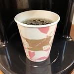 ボン クール - サービスのコーヒー
