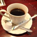 叙々苑 - ホットコーヒー
