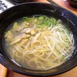 スシロー - 鯛塩ラーメン330円+税