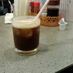 やきとり おくしり - アイスコーヒー